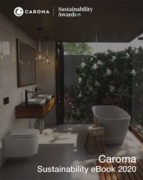 Caroma: Sustainability eBook 2020