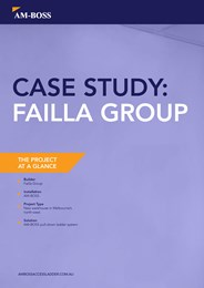 Case Study: Failla Group