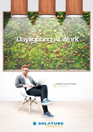 Daylighting at work: Design Collections 2020