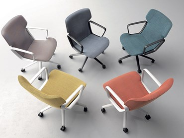 Intra Office Chairs Range of Colours