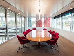 High performance bespoke acoustic panels supplied for new Summit Homes HQ