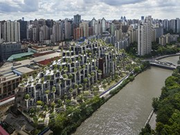 '1000 Trees' development shaping up in Shanghai