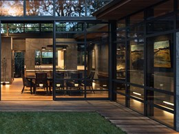 QwickBuild framing supports low height decking at award-winning Auckland home