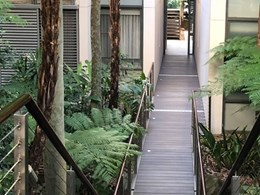 Outdure's ResortDeck replaces damaged hardwood decking at Killara remedial project