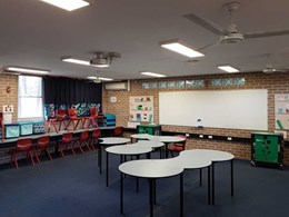 Over 7,000 LED lights installed in massive school lighting project in Sydney