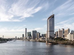 Woods Bagot-designed Brisbane skyscraper gets top honour