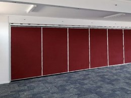 Major school upgrade includes Bildspec's acoustic operable walls