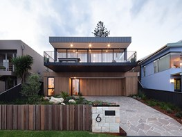 Beach home that symbolises renewal and rejuvenation