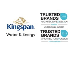 Kingspan Water & Energy listed on Top 100 Trusted Brands