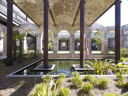 Paddington Reservoir Gardens adaptive re-use