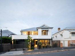 Black Ribbon House