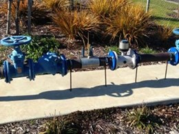 Siemens electromagnetic water meters ensuring improved billing and supply for Melbourne water company