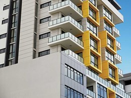 AFS Logicwall exceeds expectations at new Homebush, NSW development