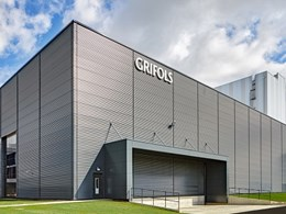 Faster build time achieved with Longspan insulated panels at Grifols Dublin
