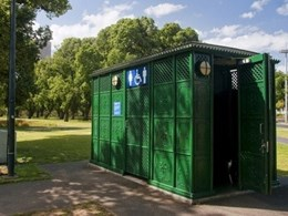 Reimagining the humble public toilet as a place of refuge