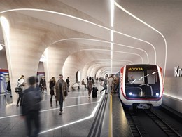Zaha Hadid Architects and ASADOV win the Moscow Metro International Competition