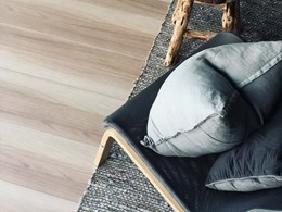 New DecoFloor timber-look interlocking aluminium floorboards