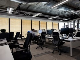Gerard Lighting's tunable white troffers achieving human centric lighting goals