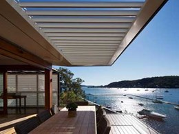 Adding flair to outdoor living with a Vergola