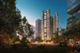 Foster + Partners designs exclusive 'Talents' Apartments'