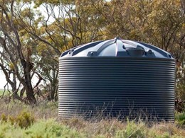 Polymaster rainwater tanks help keep Yarra Valley orchards in good health