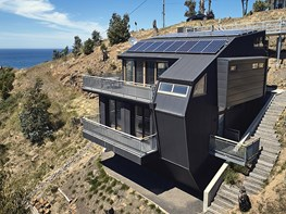 The sustainable and iconic Hilltop Hood House