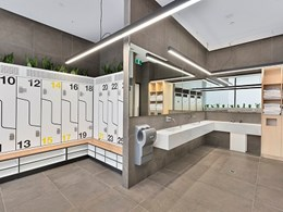 Riverlee installs intelligent bathroom management system at EOT facility