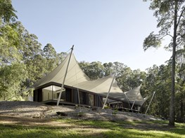 Tent House: Designing a dual mode of habitat