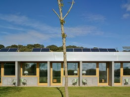 Passivhaus Nursing Home