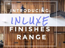 Trinity College achieves integrated aesthetic with Inluxe Veneer finish Atkar panels