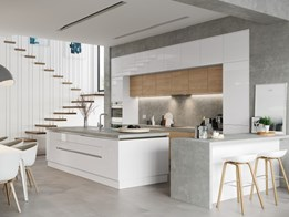 The striking appeal of handless kitchens