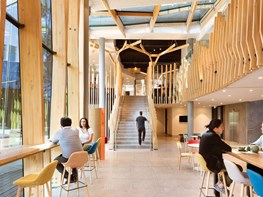 Mental health design is key in this Melbourne facility