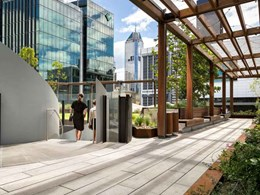 Anston's Atlas range provides paving solution at Melbourne's Sky Park