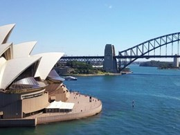 Sydney Opera House and Harbour Bridge get the AcoustiSorb advantage