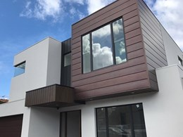 Stunning new Northcote build features Archclad Express panels