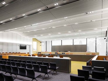ACT Law Courts - Lyons Architects, Armstrong Parkin