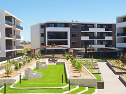 Hebel PowerPattern facades add new design dynamic to ALAND's Schofield Gardens
