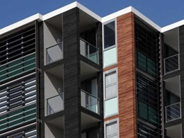 New aluminium exterior cladding with non combustible properties: Alu Selekta