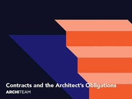 New Archi Team CPD seminar on contracts and the architect's obligations