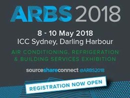 Source. Share. Connect: Registrations open for ARBS 2018
