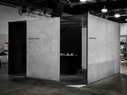 Alternative Surfaces showcases versatility at Sydney Indesign 2017