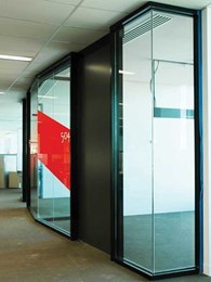 Criterion systems help new AXA Docklands office maximise footprint
