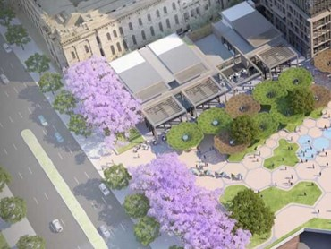 A key objective of the upgrade project is to transform Adelaide Festival Plaza into the city's premier public meeting place
