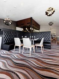 Signature's custom Axminster carpet brings ocean vibe into Kwinana tavern's interior