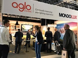 Frankfurt light show gives Aglo Systems international exposure