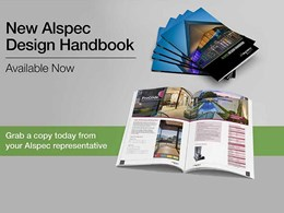 Alspec releases new Design Handbook for window and door framing