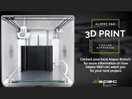 3D printing a bespoke sliding door system to meet challenging brief