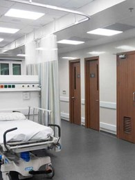 Altro Whiterock meets health and hygiene objectives at Hanoi hospital