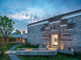 Kerry Hill Architects-designed Shanghai resort wins AIA international award