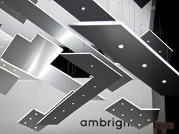 Revolutionary SparkShapes technology creating new possibilities in lighting design